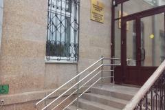 Перила (ограждения) из нержавеющей стали Челябинск